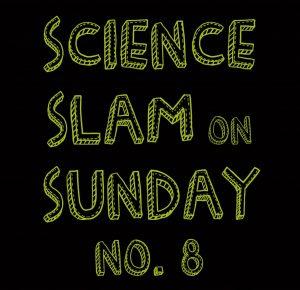 Wir sind DA! Projektion_8-300x290 Science Slam on Sunday No. 8 Science Slam Veranstaltung
