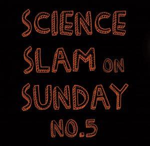 Wir sind DA! Web5-300x292 Science Slam on Sunday No. 5 Science Slam Veranstaltung