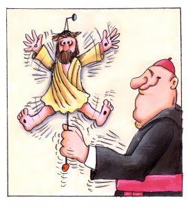 Wir sind DA! hampelmann-273x300 Der Jesuswahn – Wie die Christen sich ihren Gott erschufen Humanistischer Salon Veranstaltung